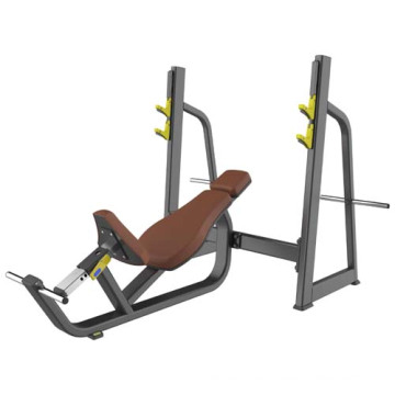 Commercial Fitness Equipment Olympic Incline Bench