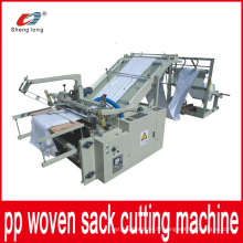 China Supplier Auto Cutting Machinery pour plastique PP Woven Sack Roll
