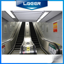 Subway Escalator