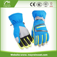 Benutzerdefinierte Logo Winter Ski Hand Workout Handschuh