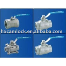 1 pc hexagon ball valve