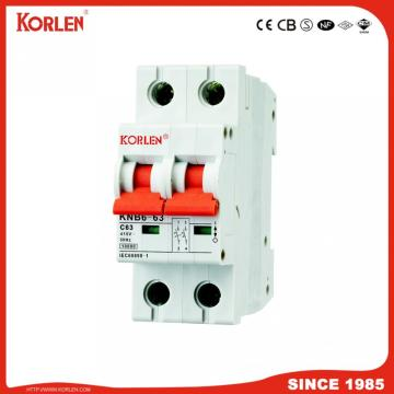 10KA Capacity MCB L7 Series Miniature Circuit Breaker με Ce CB Semko Sirim IEC / En60898