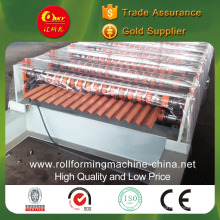 Corrugated Steel Tile Roll Forming Machine / Making Machine