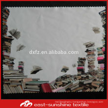 promotion custom full colors sublimation printed microfiber fabric textile cleaning cloth