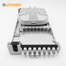 Pc Abs Material Fiber Optic Distribution Box 16 Core