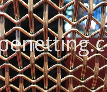 Decorative metal screen (2)