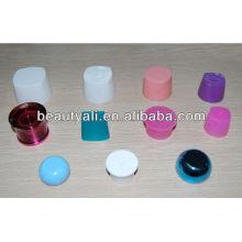 Plástico crema cosmética tapa especial para tubo