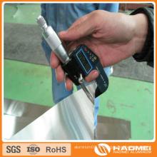 5052 H38 Aluminium Sheet 1.6mm Epaisseur pour signalisation routière