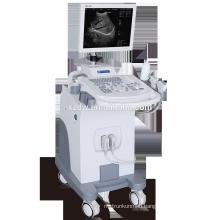 DW-370 2017 New design medical equipment ultrasound machine