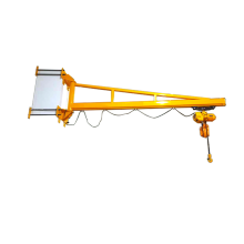 Wall Mounted Cantilever Swing Arm Jib Crane