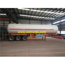 56m3 LPG Gas Transport Tank Trailers