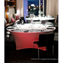 спандекс/лайкра скатерть, шведский стол скатерть для banquet свадьба