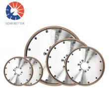 1a1 resin bond abrasive diamond grinding wheel for glass polishing machine,diamond grinding wheel for gemstone