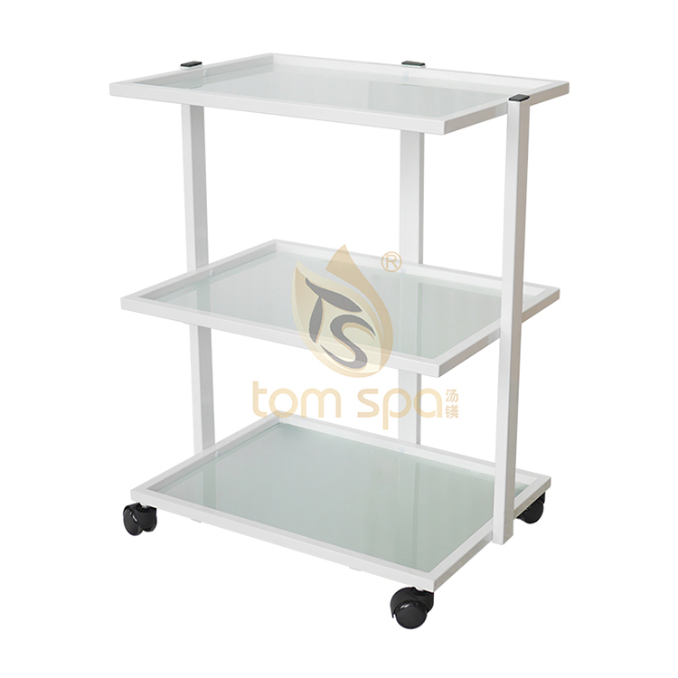Salon Storage Trolley 3 Layers