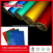 Acrylic engineering grade reflective sheeting for traffic sign