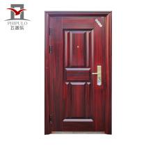 Fábrica de fabricación de puertas de seguridad chinas.