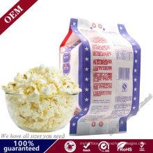 Factory Price High Quality Custom Printed Microwave Popcorn Bulk Paper Bag