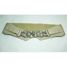 2014 wide fashion women dress elastic belt-KL0078