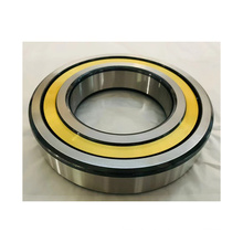 Imported customized silver cylindrical angular contact ball bearing Ccr15 pump motor bearing