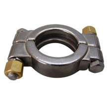 SS304 13MHP High Pressure Pipe Clamp