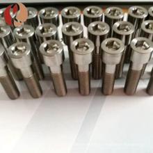 Подгонять высокое качество токарный станок CNC поворачивая титановый шарик шпильки крепления