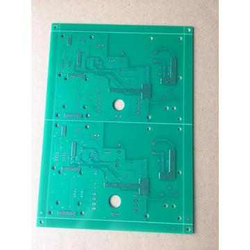 PCB de masque de soudure pelable à 2 couches