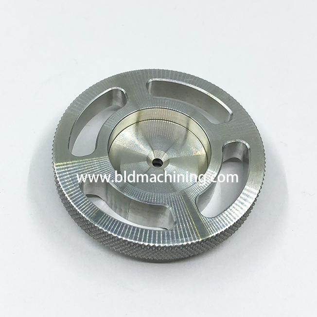 Cnc Knurling Parts And Accessories