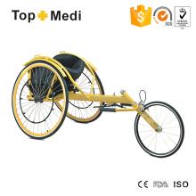Rehabilitationstherapiezubehör Sportrollstuhl Sprint Race Speed King Rollstuhl