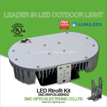 200W Промышленный комплект, свет потока, уличный свет и coanopy замена