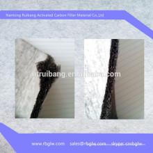 активированный уголь ткань губка