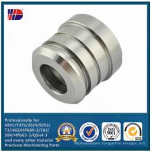 High Precision Aluminum CNC Turning Parts CNC Turned Parts