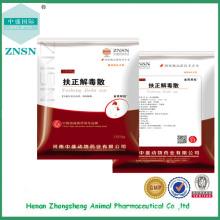 Medicina Chinesa Pura Fzjds para Melhoria Antiviral da Imunidade