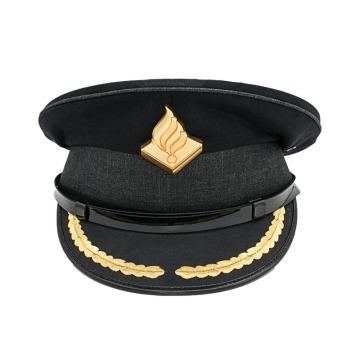 Uniforme militar preto uniforme militar bordado remendos de bordado