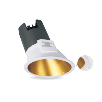Aluminum Decorative 5W LED Downlight