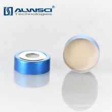 Китай производство алюминиевой обжимной крышкой с силикагелем 20х3мм