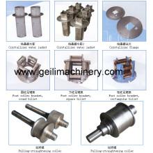 Piezas de repuesto para CCM / Cristalizador / Herramientas de moldeo