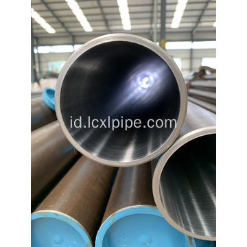 API 5L hot rolled / pipa baja seamless dingin ditarik