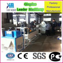 Máquina de granulación de granulación de PP PE Strand