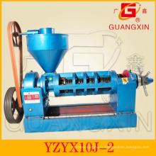 Guangxin Machinery of Oil Press Yzyx10j 4.5ton / Day Oil Machine