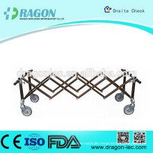 DragonDW-TR006 Aluminum Alloy Church Trolley coffin trolley funeral trolley