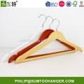 Custom wooden fashion hangers