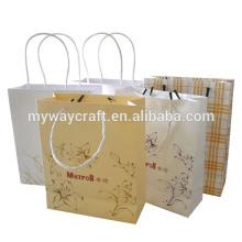 cheap custom paper bag