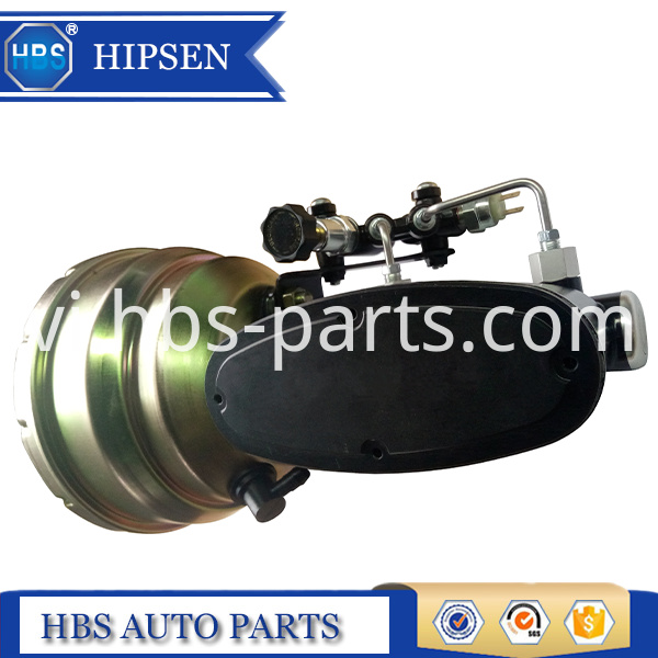 Brake Master Cylinder, Brake Proportioning Vlalve and Brake Vacuum Booster Assembly