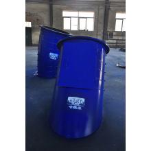 Verschleißfester Transpositionsbehälter für Kohlepulver