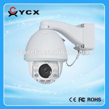 Zoom optique 27X 700TVL PTZ Dome, avec distance IR 100-120m, caméra CCTV