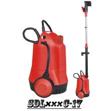(SDL200C-17) Vente chaude pluie électrique petit Submersible pompe à eau pour usage intérieur jardin