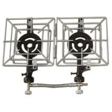 Doppelbrenner Fs-02 Gasbrenner, Gasherd