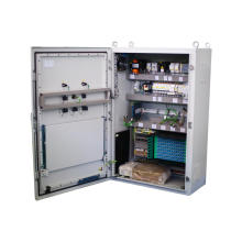Telecommunication Fiber Optic Cross-Connect Cabinets