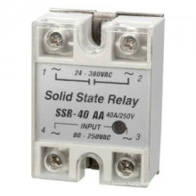 SSR - 25AA Black Color 40A 60A Relay Solid State Relay