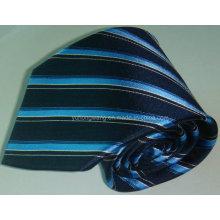 Corbata tejida de seda del jacquard de los hombres de la promoción
